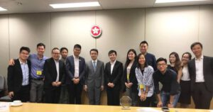 Dragon Dialogue with Leaders – Mr. Jeff Sze