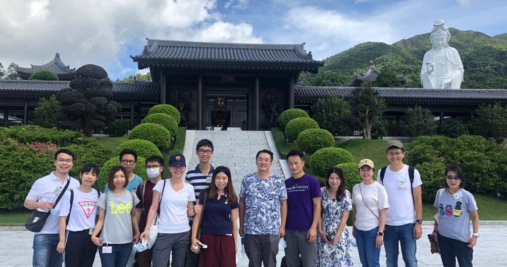Mindfulness Tour – Tsz Shan Monastery